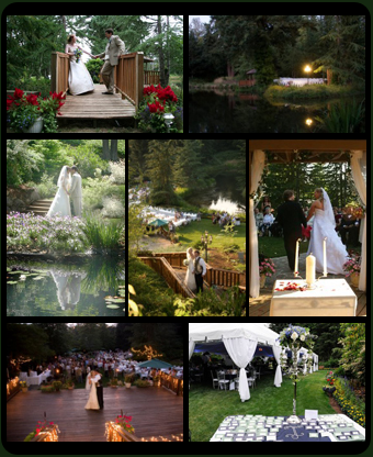 Abiqua Country Estate Weddings